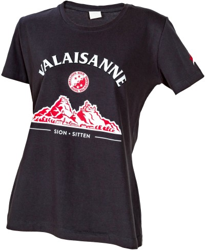 Valaisanne Damen T-Shirt Mainstream